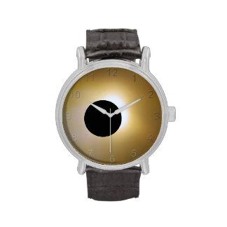 Solar Eclipse Wristwatch