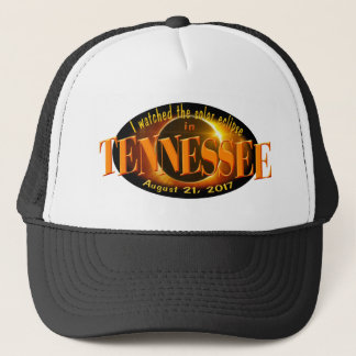 Solar Eclipse in Tennessee Trucker Hat