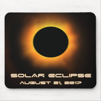 Solar Eclipse Mouse Mat