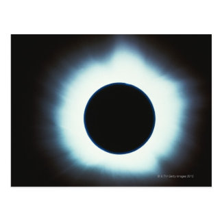 Solar Eclipse Post Card