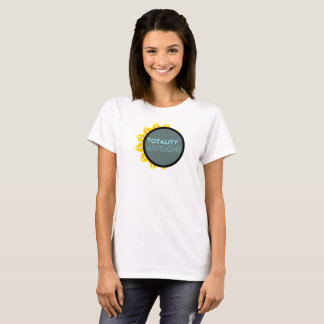 Solar Eclipse TOTALITY AWESOME Design T-Shirt