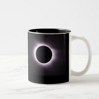 Solar Eclipse Two-Tone Mug