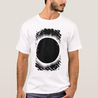 Solar Eclipse with Corona T-Shirt