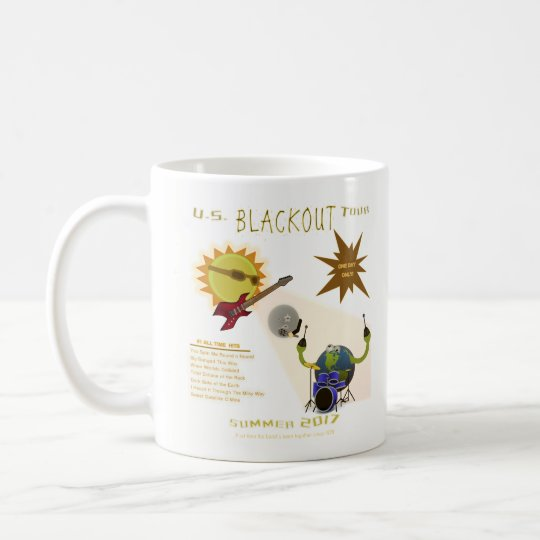 Solar Eclipse World Tour Coffee Mug