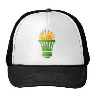 Solar Energy Efficient Lightbulb Cap