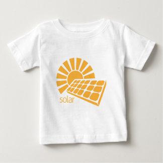 Solar Energy Panel Sun Concept Baby T-Shirt