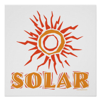 . Solar Energy Posters