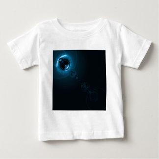 Solar flare Aqua T Shirts