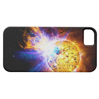 Solar Flare from the Star EV Lacertae EV Lac Barely There iPhone 5 Case