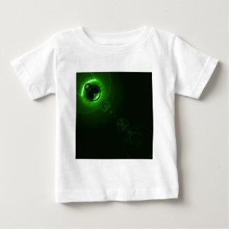 Solar flare Green Tee Shirts