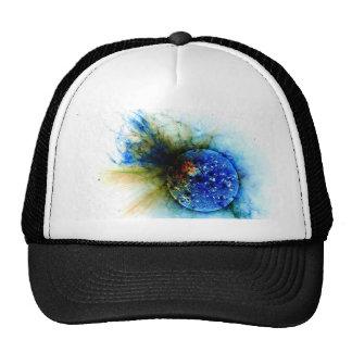 solar flare trucker hat