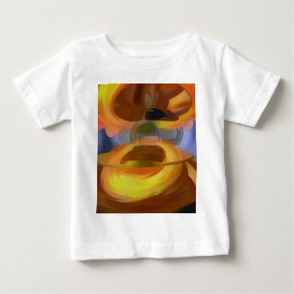 Solar Flare Pastel Abstract Tees