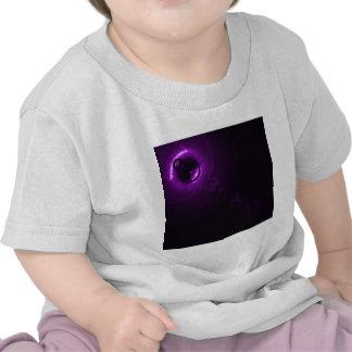 Solar Flare Purple Tee Shirts