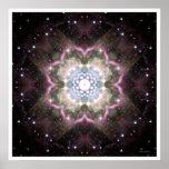 Solar Mandala 10 Poster