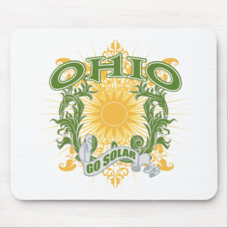 Solar Ohio Mouse Mat