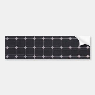 Solar Panel bumper sticker