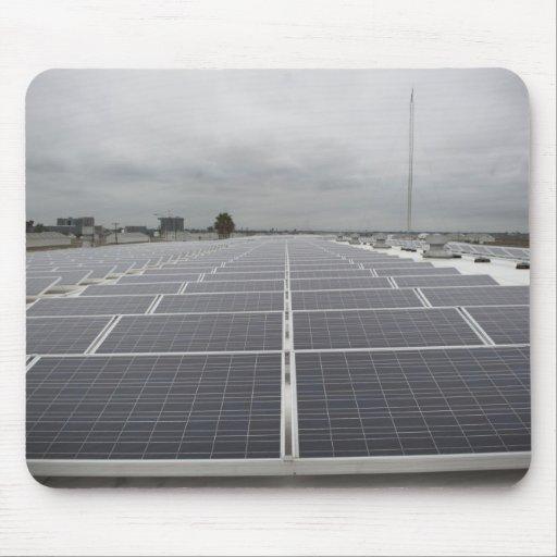 Solar Panel Field Mousepads