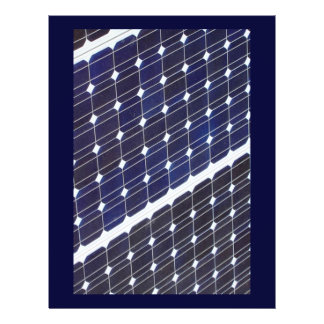 Solar panel flyer