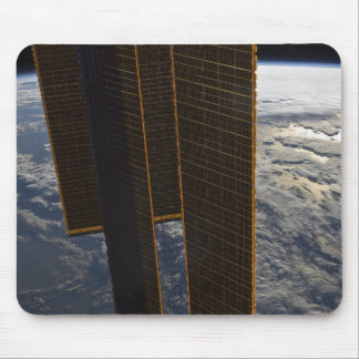 Solar panels of the International Space Station Mouse Mat
