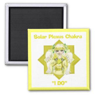 Solar Plexus Chakra Angel Magnet
