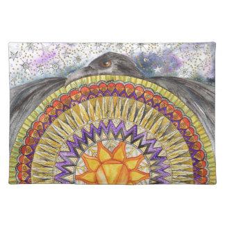 Solar Plexus Chakra Placemat