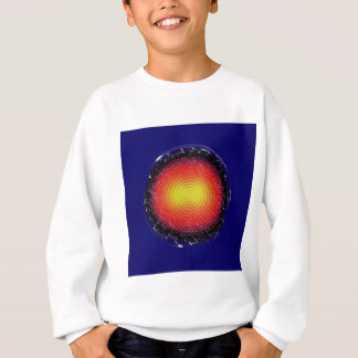 Solar power cell sweatshirt