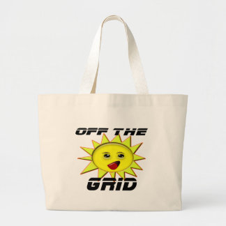 Solar Power Gifts and Promotional Products T-shirt Jumbo Tote Bag