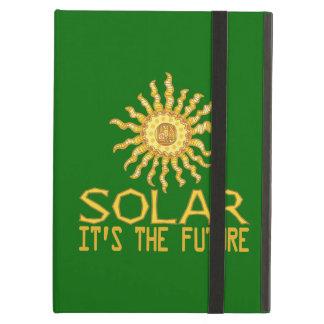 Solar Power Sun iPad Air Cases