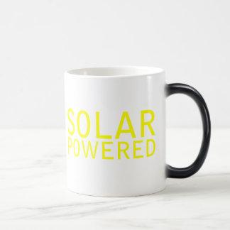 solar powered magic mug