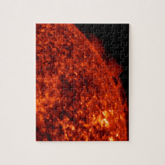 Solar Prominence Puzzle