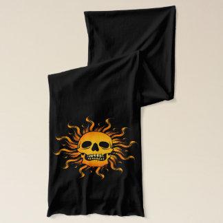 Solar Skull Scarf