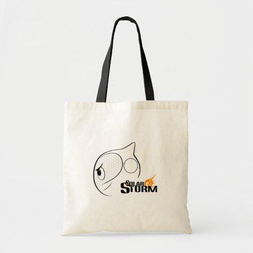 Solar Storm Adventures Tote Bag