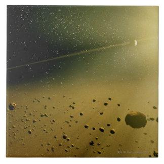 Solar System 2 Tile