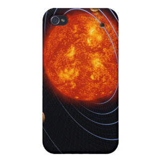 Solar System 8 Case For iPhone 4