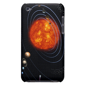 Solar System 8 iPod Touch Cover