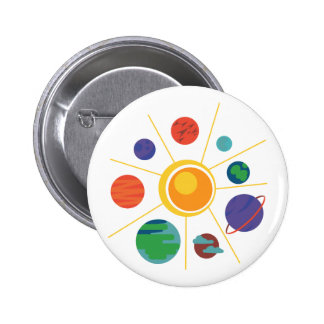 Solar System Buttons