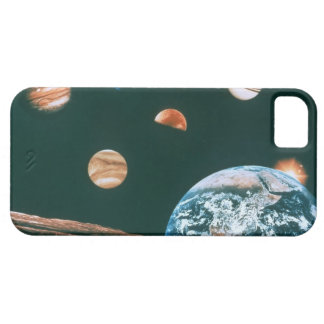 Solar system barely there iPhone 5 case