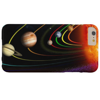 Solar System Barely There iPhone 6 Plus Case