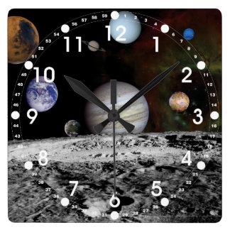 Solar System Clocks