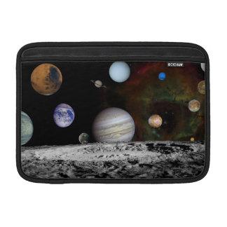Solar system MacBook sleeve