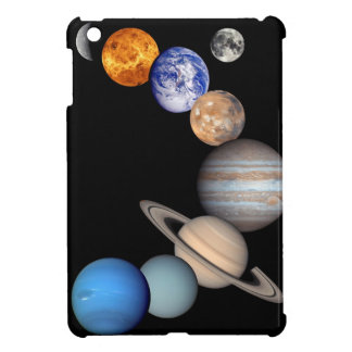 Solar System Montage Cover For The iPad Mini