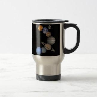 Solar System Montage Stainless Steel Travel Mug