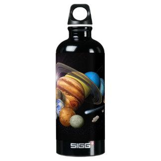 Solar System Montage SIGG Traveller 0.6L Water Bottle