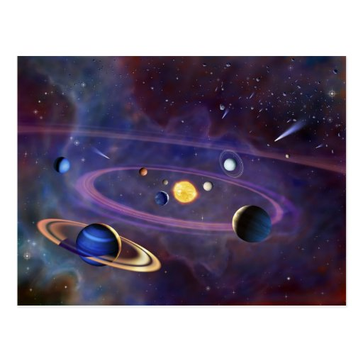 pre made solar system - photo #32