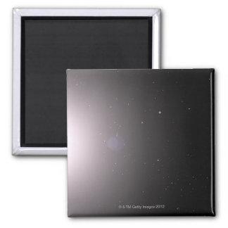Solar System Square Magnet