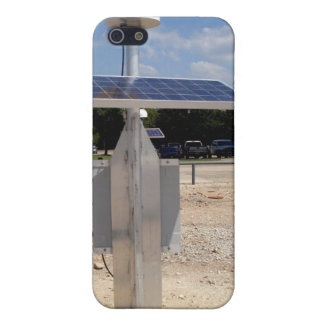 Solar Technology Case For The iPhone 5