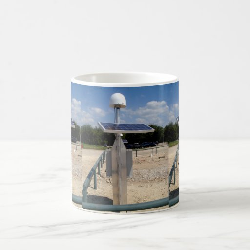 Solar Technology Coffee Mugs