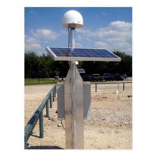 Solar Technology Post Card