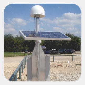 Solar Technology Stickers