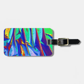 Solarized Statement Travel Bag Tags
